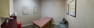 Valley Spine Therapy Room